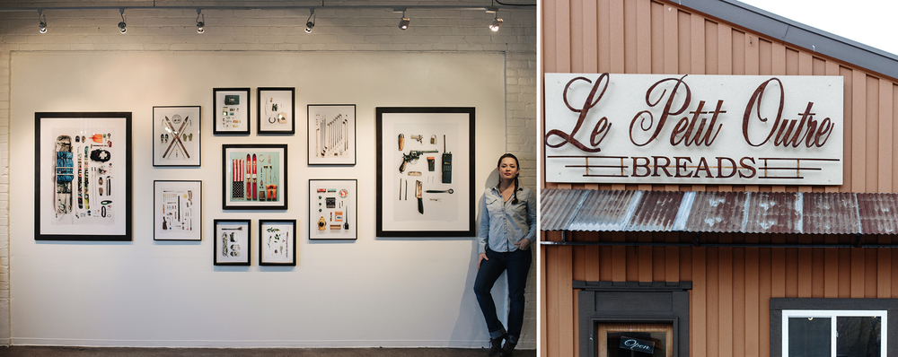 Explore, a Fine Art Photography Gallery Show at Le Petit Outre i