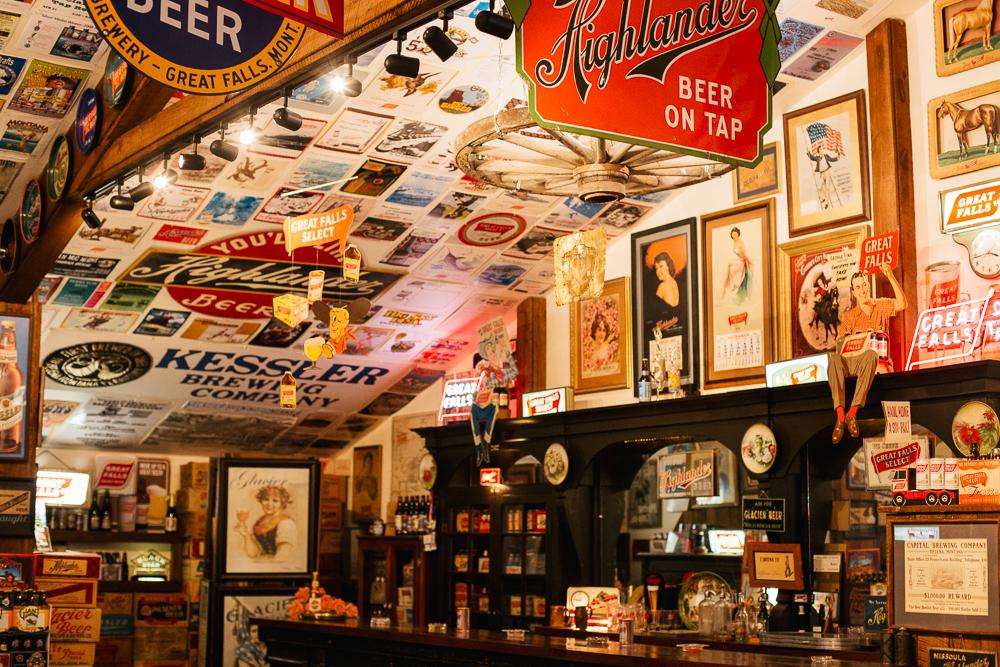 Polson Beer Museum