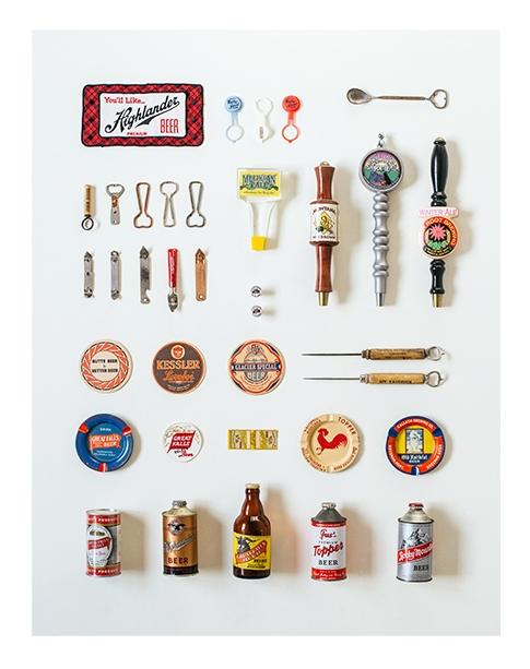 Montana Breweriana : Art Print