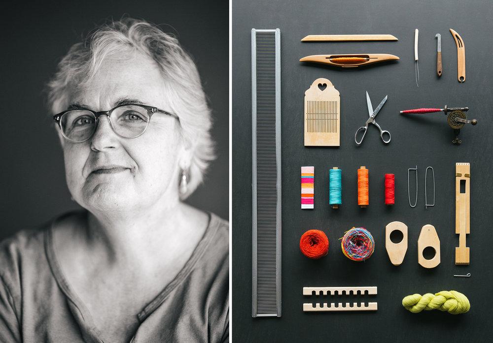 Mary Jean Martin : Weaver