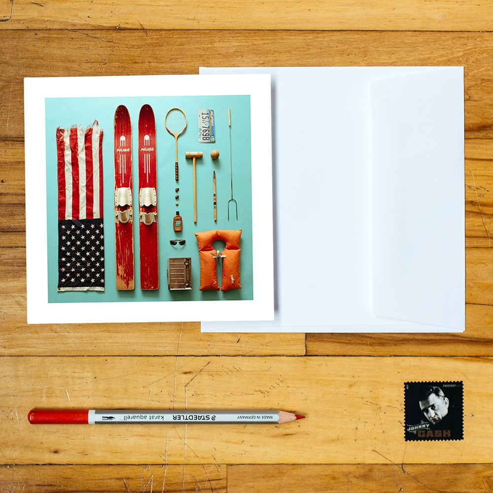 Boathouse Taxonomy Greeting Card by The OCD Photographer