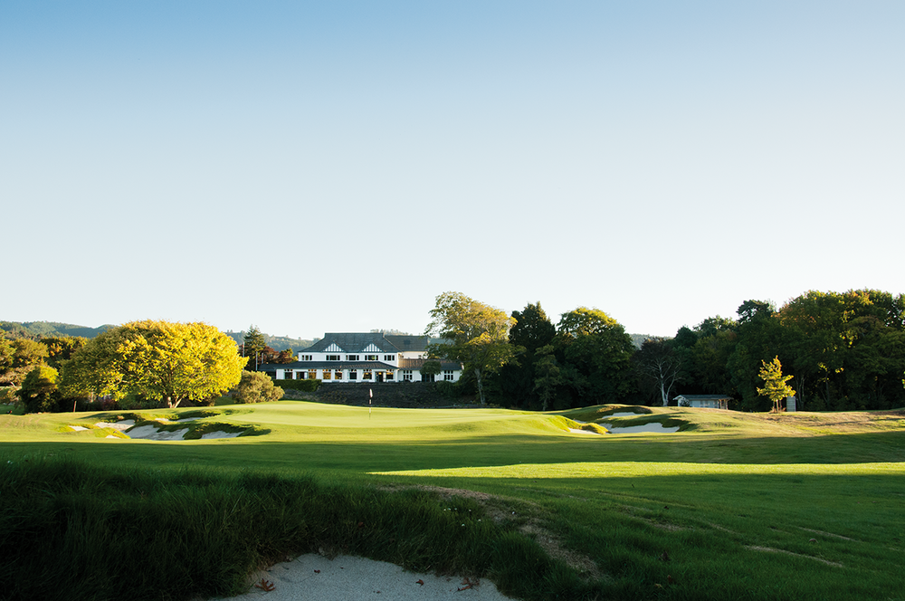 The Royal Wellington Golf Club. PHOTO: DAVID BRADLEY/ROYAL WELLINGTON GOLF CLUB