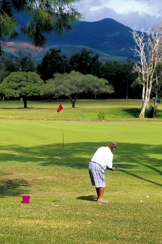 Golf at Dumbea