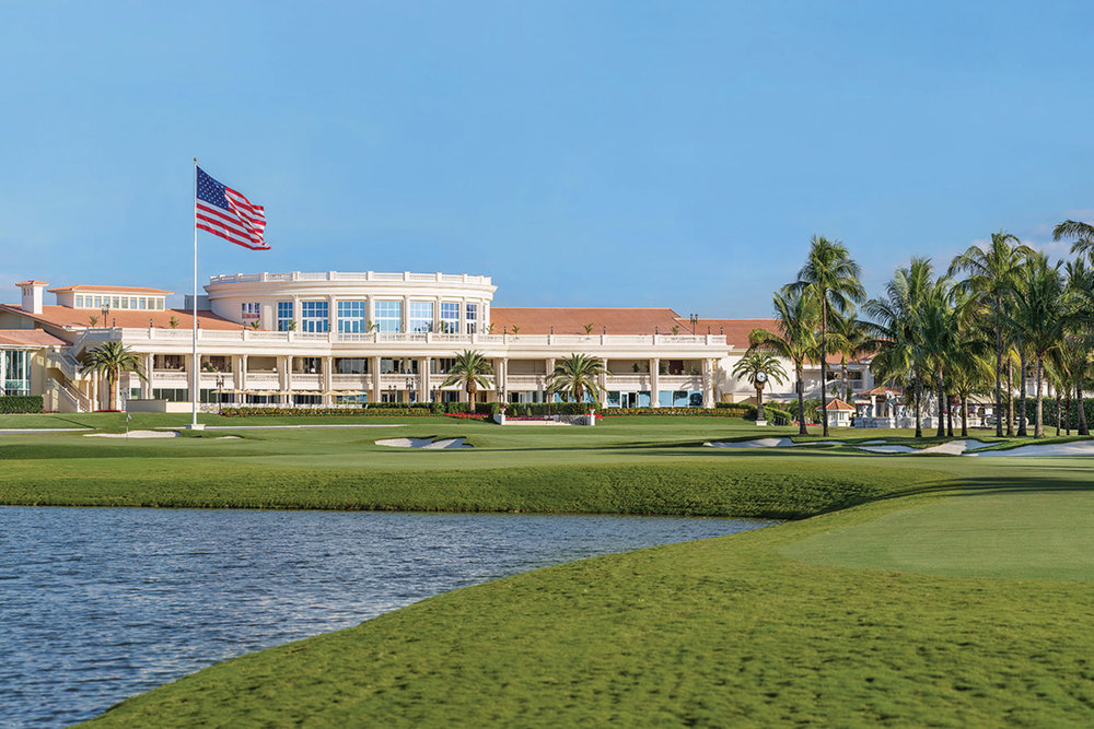 Trump Doral Blue Monster course