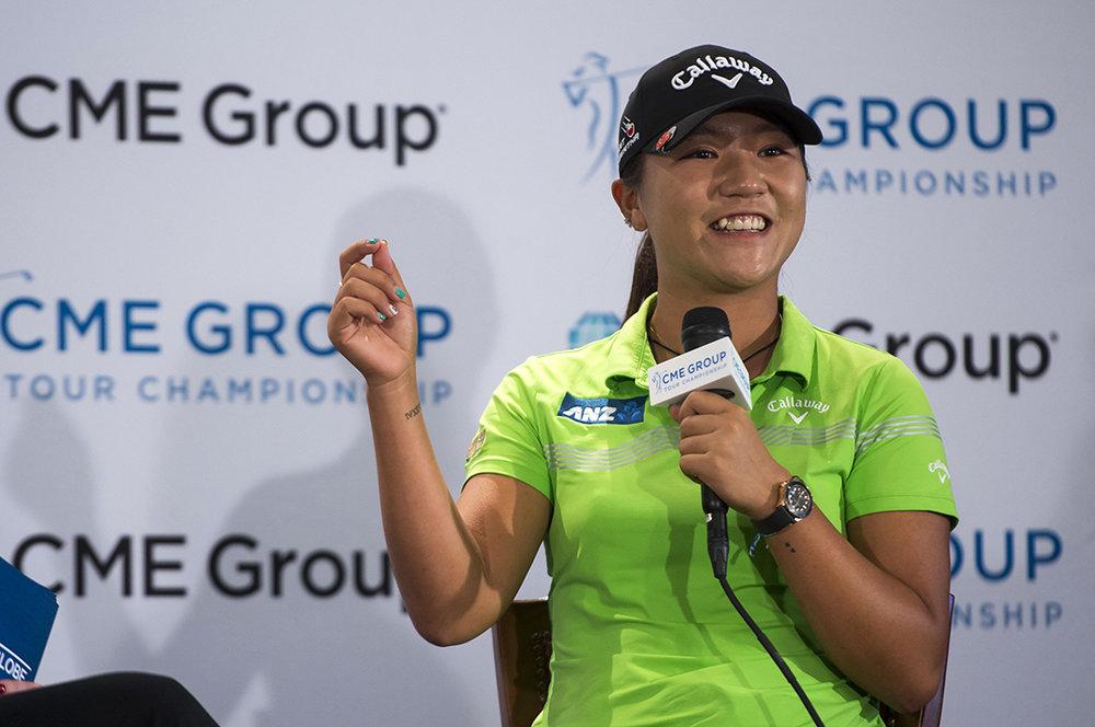 Lydia Ko Photo: LPGA Tour