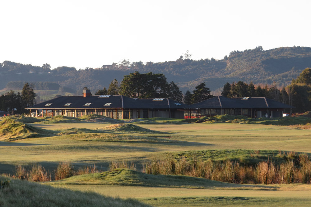 Windross Farm golf course in south Auckland.