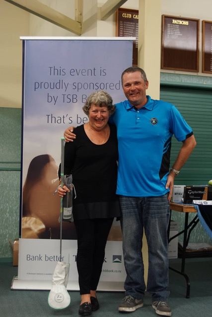 Helen Verry Division 2 Ladies Winner