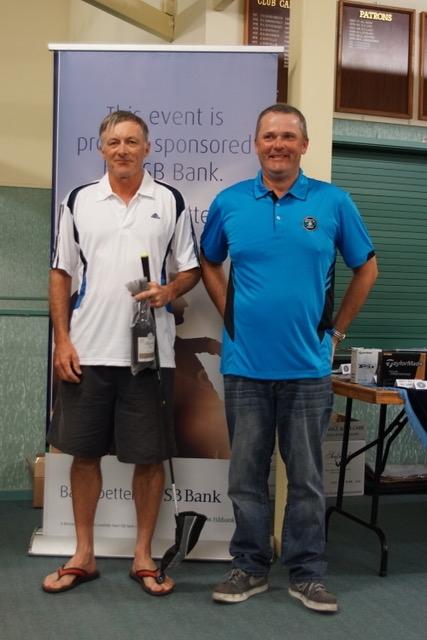 Paul Peckstondiv Division 2 winner