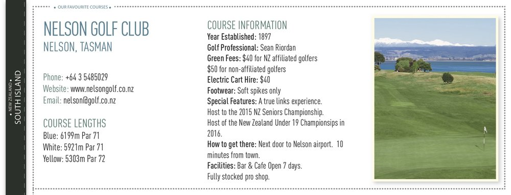Nelson GC FAVE COURSES 201712.jpg