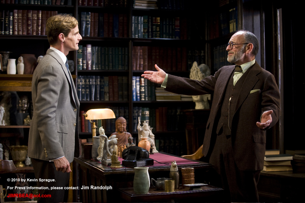 Off Broadway: Freud's Last Session