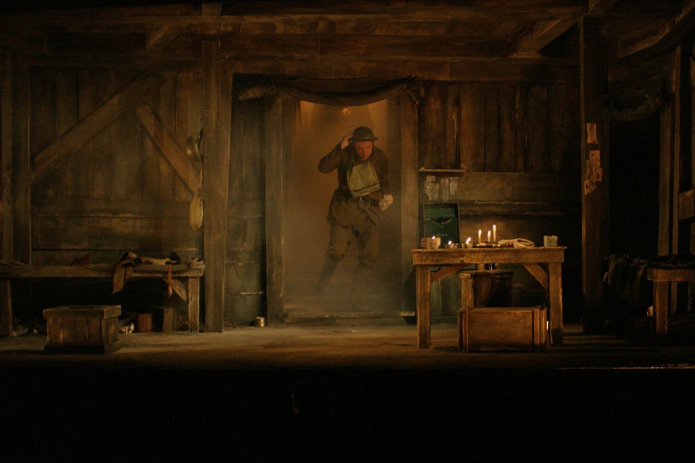 Westport Country Playhouse: Journey's End