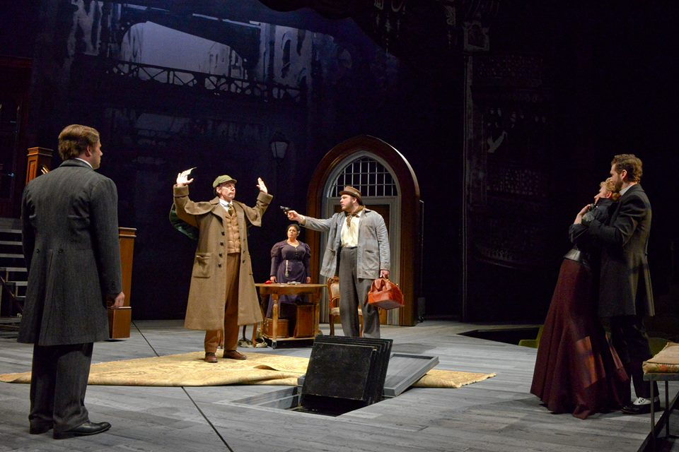 Dallas Theater Center: Sherlock Holmes