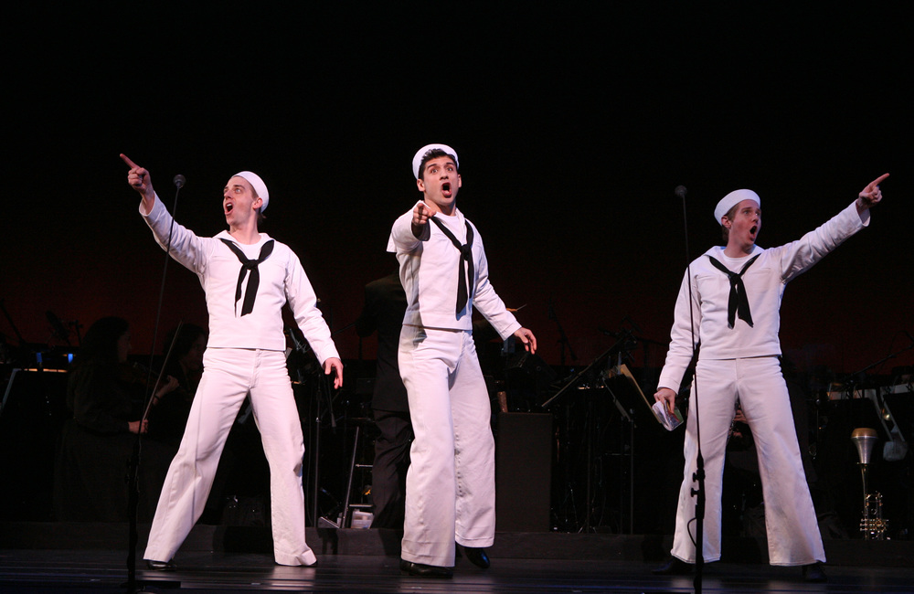 City Center Encores!: On the Town
