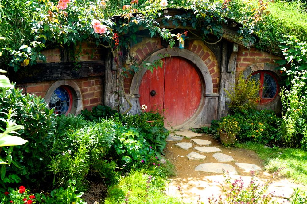 1 of 44 hobbit holes