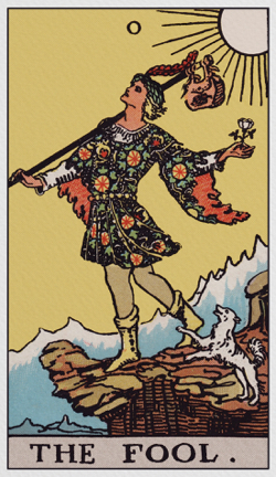 Pam A edition of the Waite-Smith Tarot