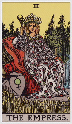 Pam-A edition of the Waite-Smith Tarot