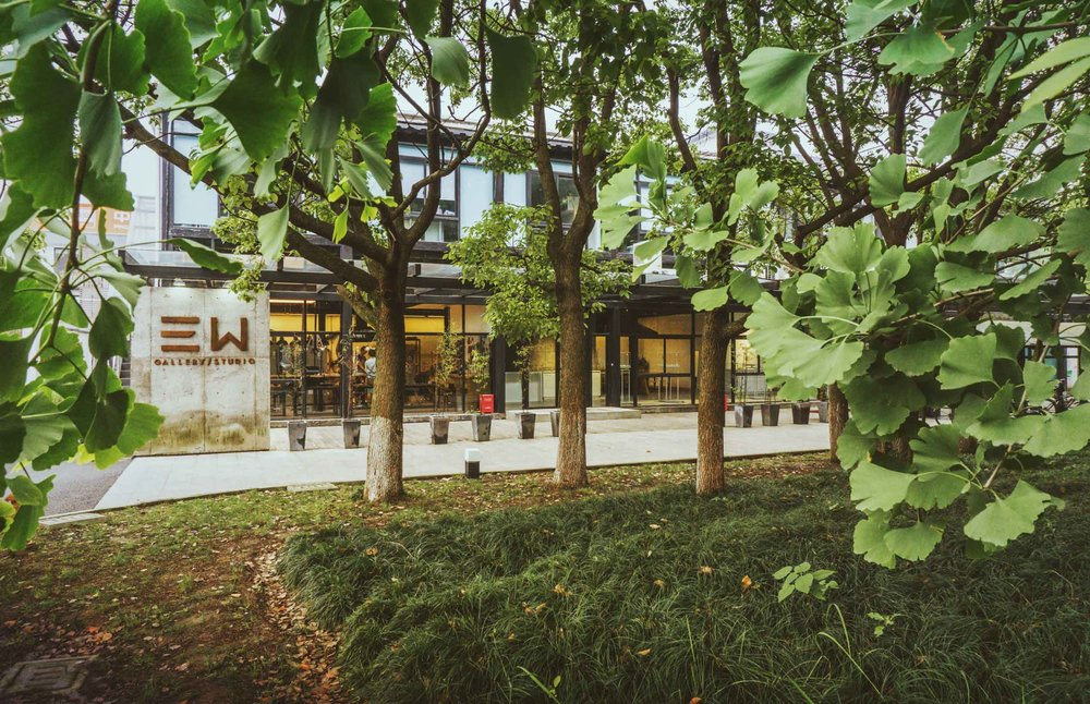 San W Gallery in Pudong, China. Image courtesy of  San W Gallery.