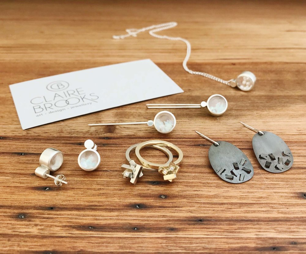 I still have some beautiful jewellery available through the  campaign . Don't miss your chance to be rewarded for helping me to set up a beautiful new teaching space.