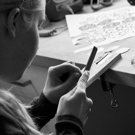 Bezel Set Pendant Class by Claire Brooks Studio Gallery
