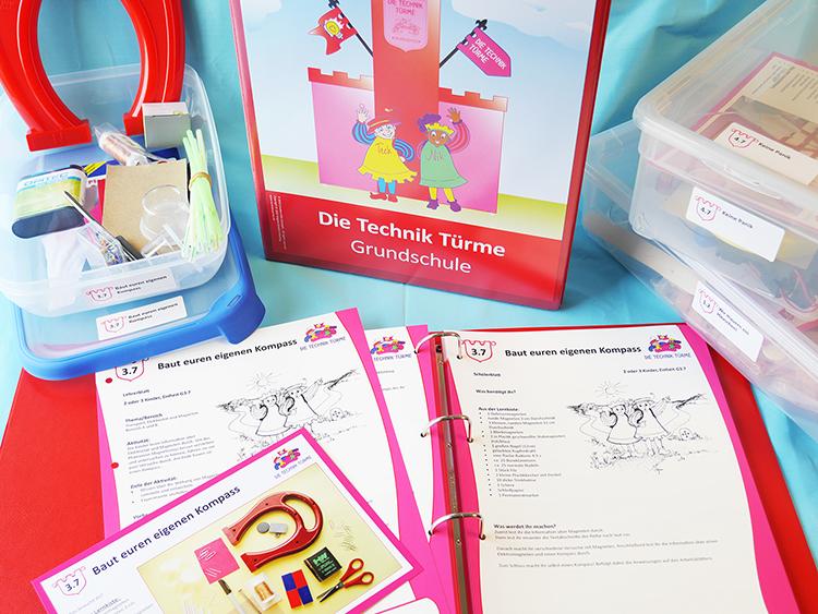 Materialien-Stunden-Grundschule