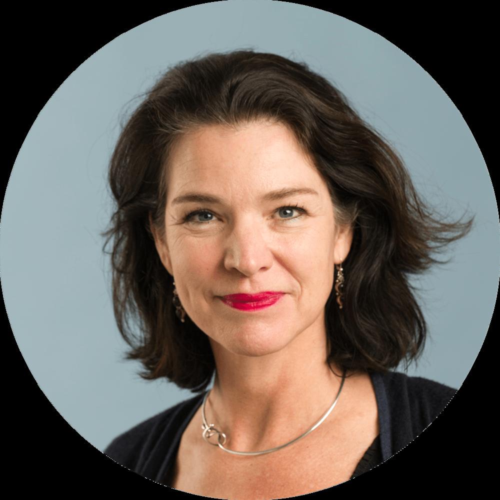 Virginie Gmelich Meijling  Direktorin