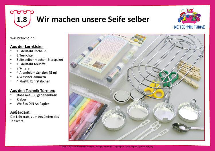 Technik-Unterricht im Fach Sachkunde   Die Technik Türme — Die ...
