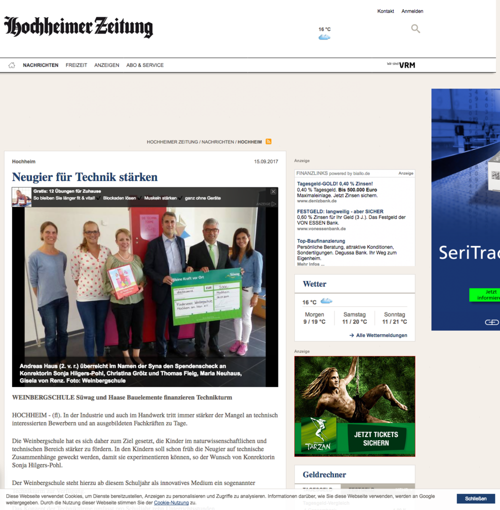 Hochheimer Zeitung
