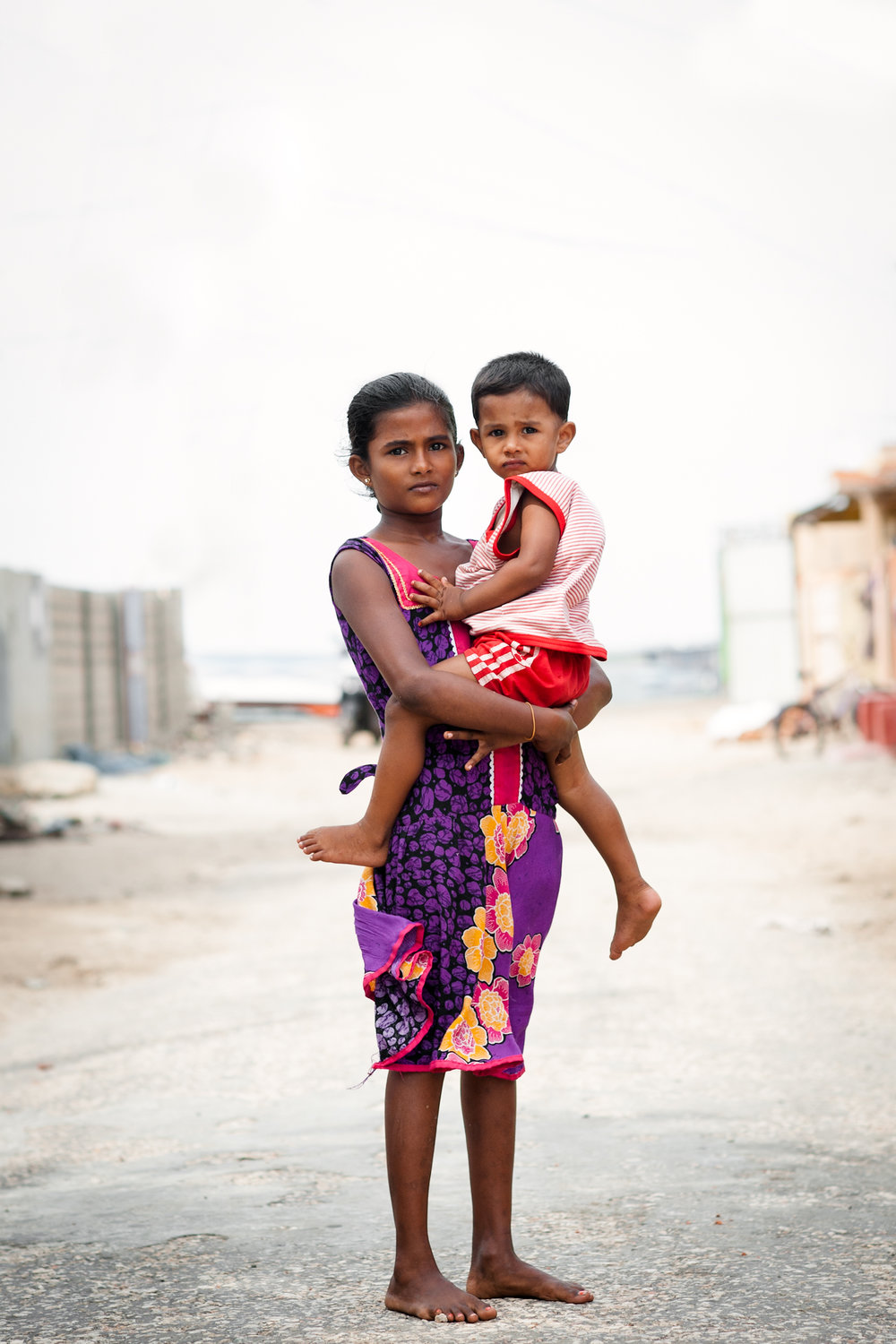 Brother and Sister, Jaffna