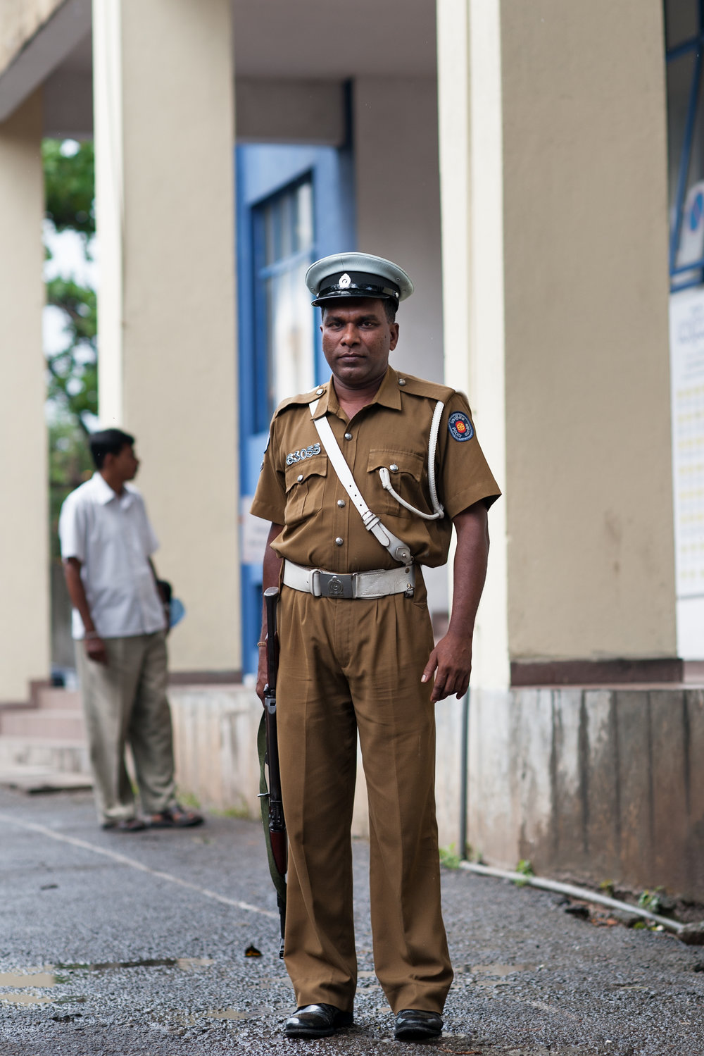 Police Officer, Colombo