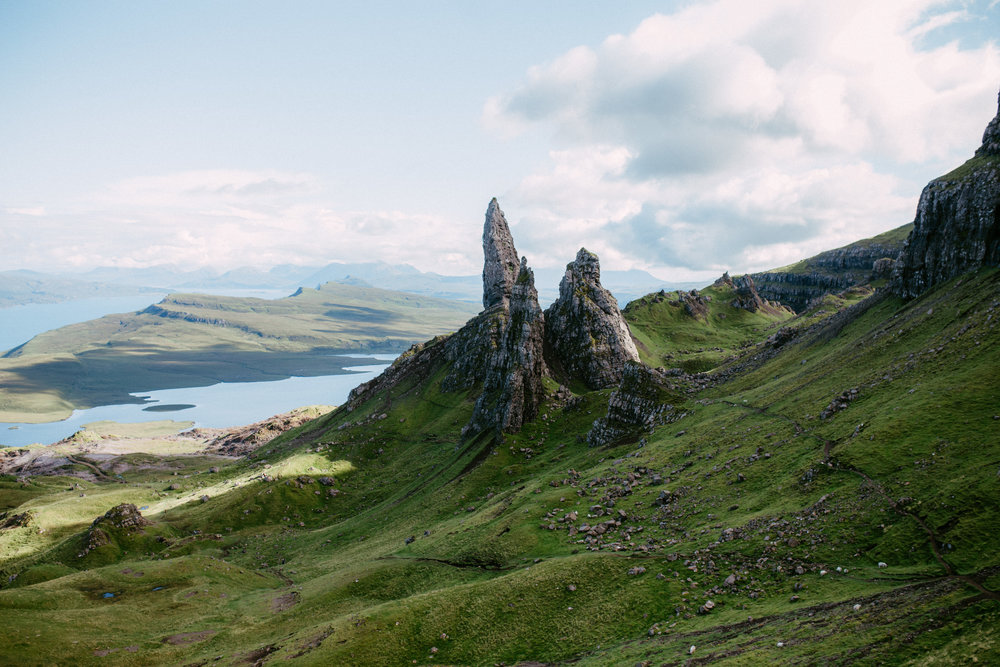 Old Man of Storr, 2014