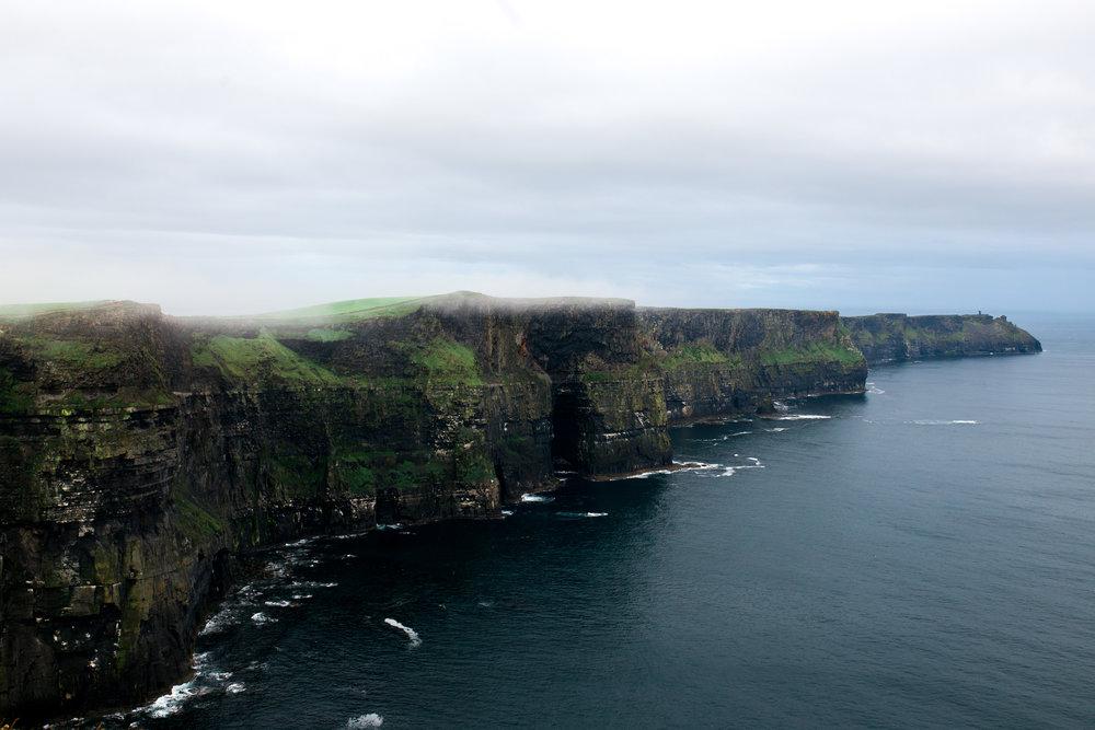 Cliffs of Moher, 2014