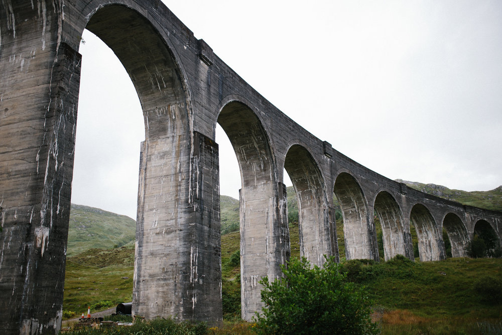 Glenfinnan Viaduct, 2017