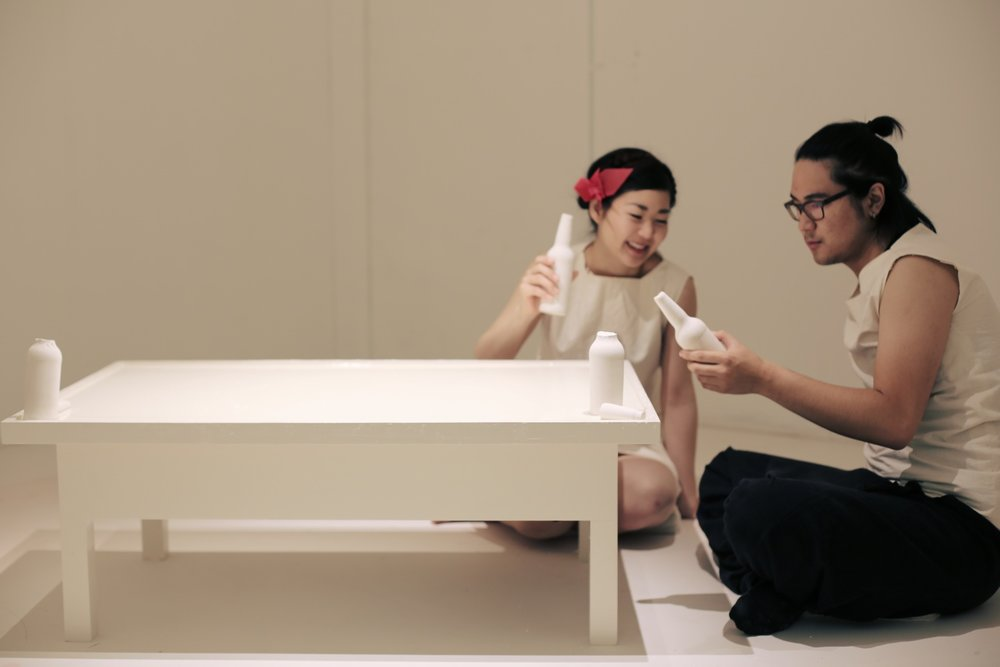 YUKO – THE TABLE THAT EATS