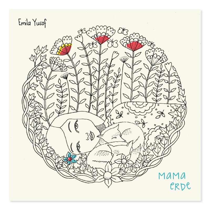 Mama Erde von Emila Yusof (Cover)