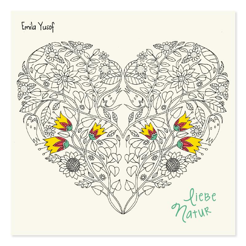 Liebe Natur von Emila Yusof (Cover)