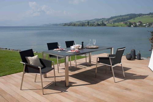 Gastro Outdoor Möbel kamo möbel ag