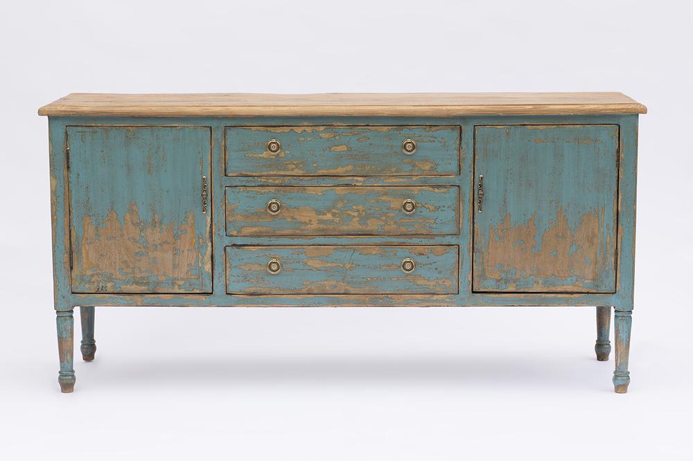 Gloss raffles aparador sqn7001 - Decapado sobre madera ...