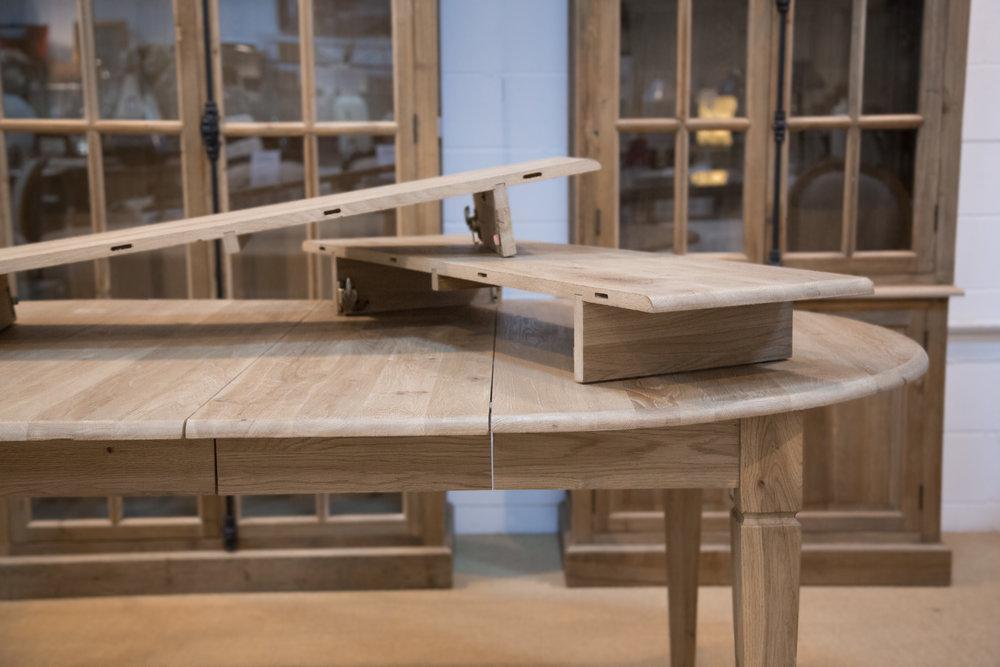 Mesas extensibles -