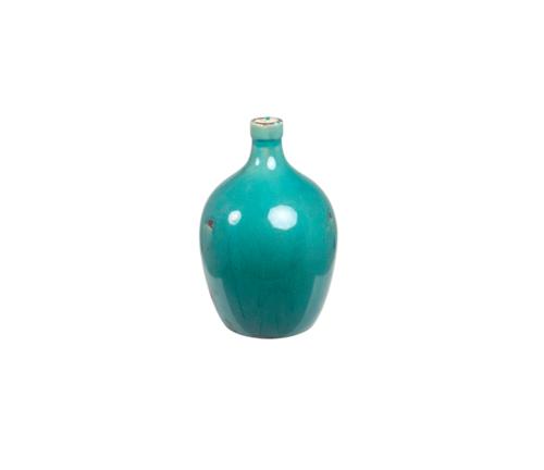 Jarrón de cerámica. Disponibilidad en distintas medidas y colores.