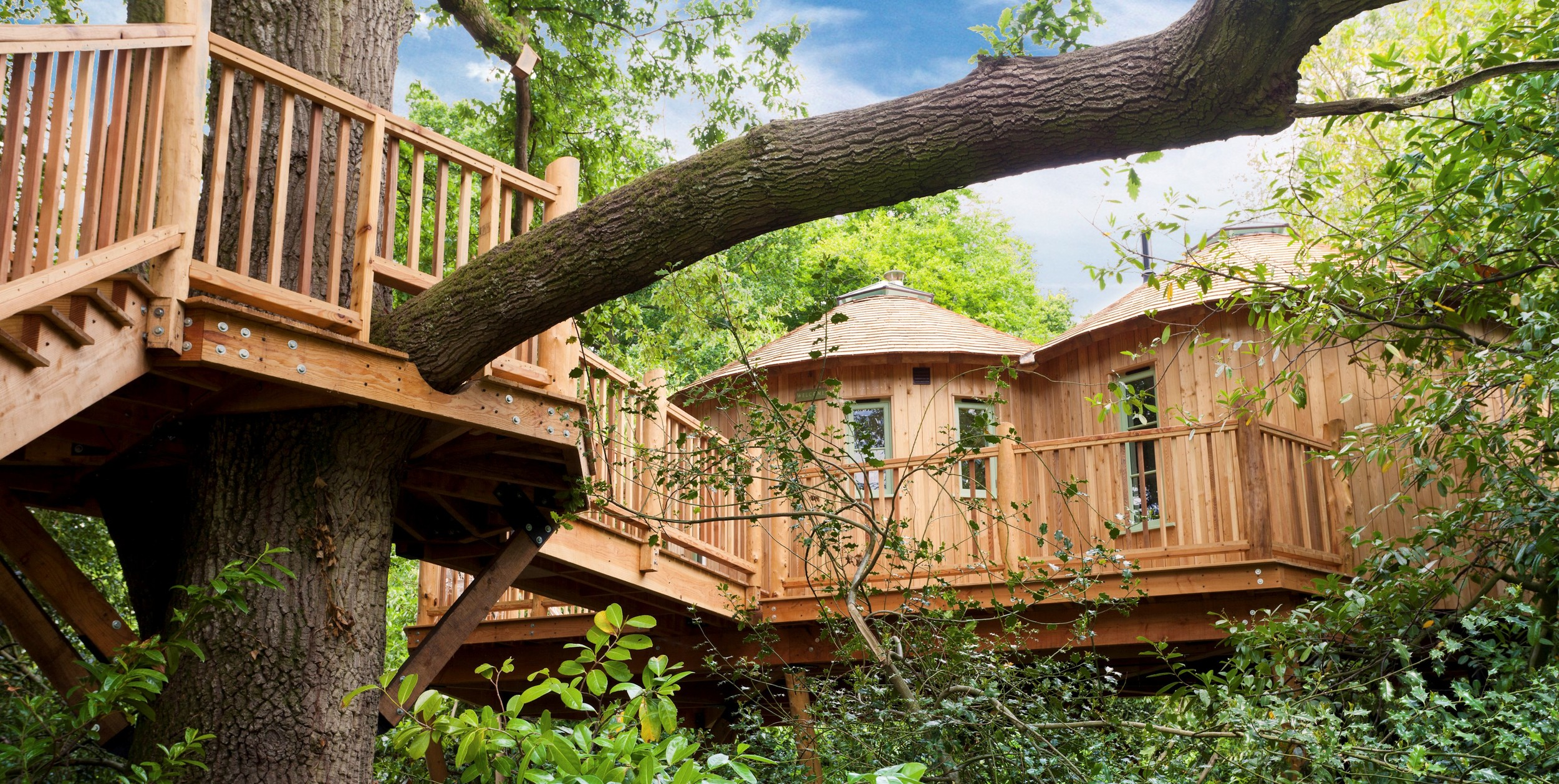 High Life Treehouses