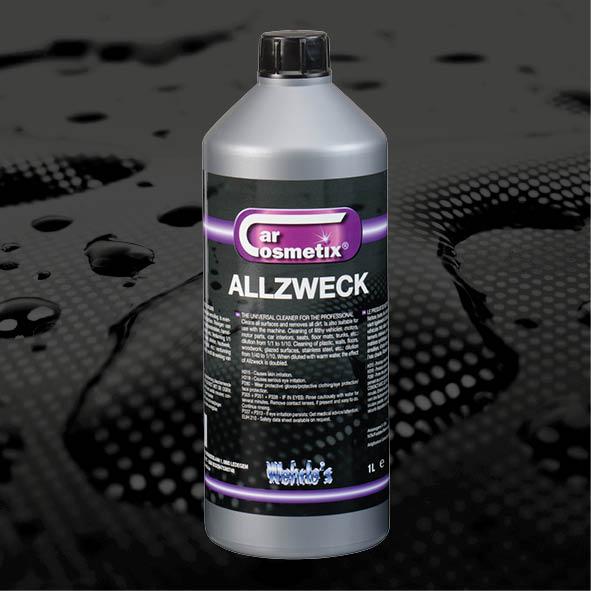 Allzweck 1L - NL De universele reiniger voor de vakman.FR Le produit de nettoyage pour leprofessionel.EN The universal cleaner for theprofessional.1L/10L/25L/210L