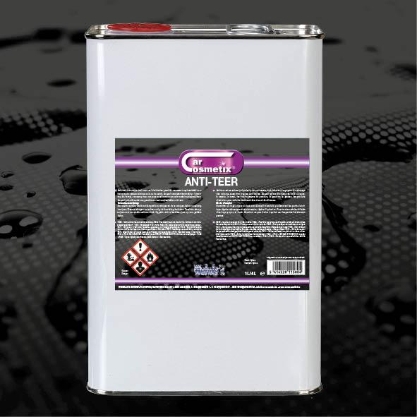 ANTI TEER 4L - NLTeer en lijmverwijderaar.FR Décalant de goudron et d'adhésive.EN Tar & Glue remover500ml/4L