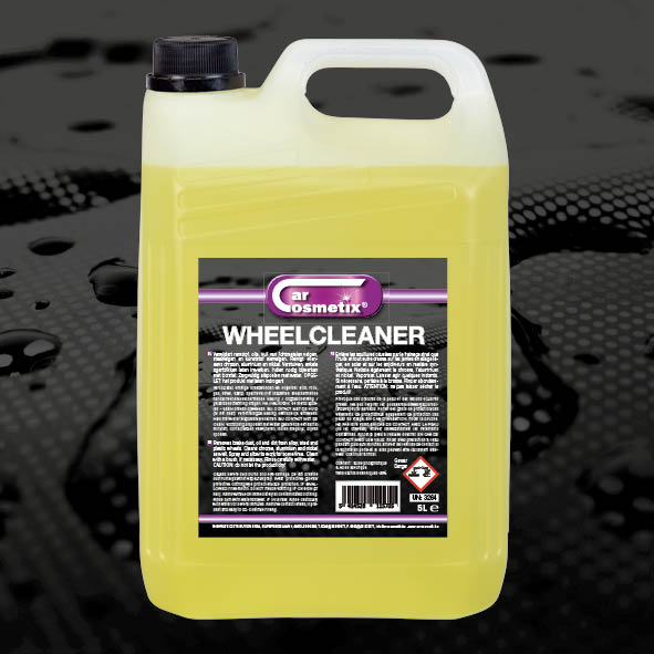 WHEELCLEANER - NL VelgenreinigerFR Nettoyage de jantesEN Wheelcleaner500ml/5L/10L/25L/210L/1000L
