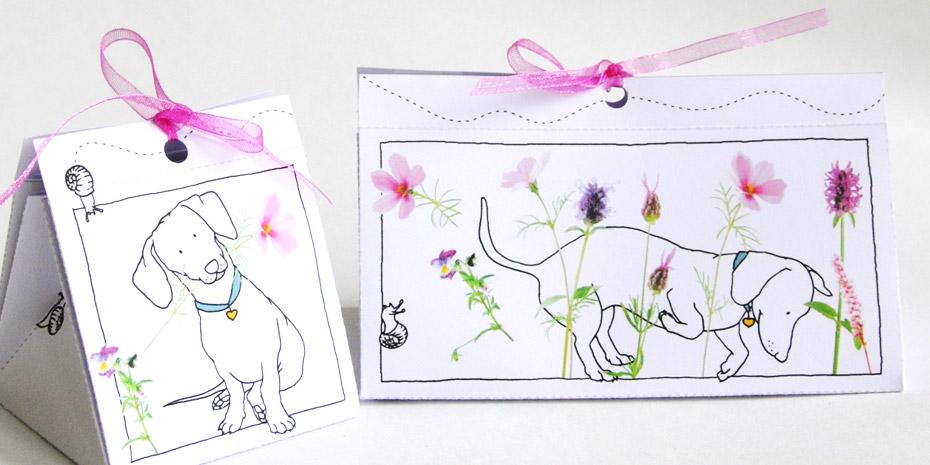 Printable_Gift_Box_Dachshund_Dog_STUDIOALSJEBLIEFT