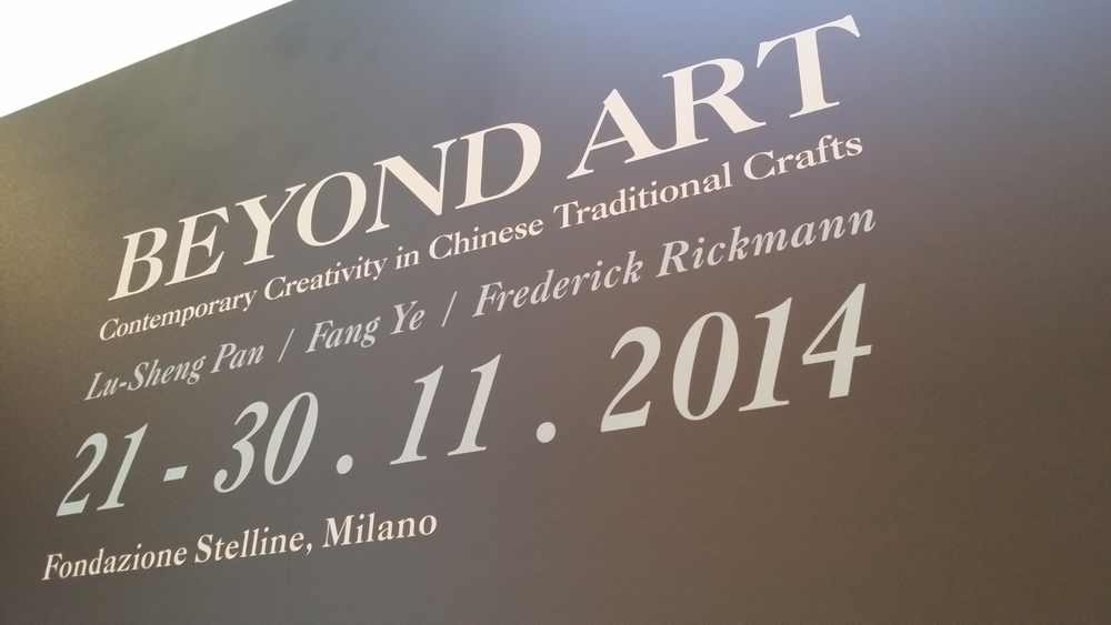 Beyond Art Exhibition, Milano 2014