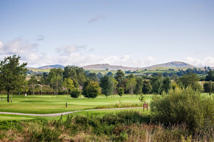 The beautiful Carus Green Golf Club in Kendal