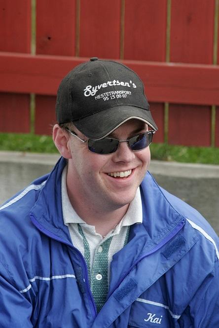 Kai Sundberg har vært pådriver for lørdagens tilbud til de stallansatte. Foto: Hesteguiden.com.