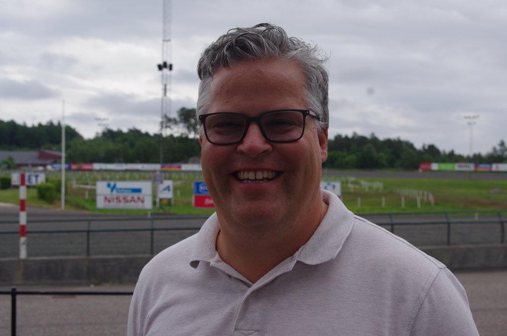 Markedssjef Ingvar Ludvigsen er reiseleder for vinnerne av Frankrike-turen i november. Foto: Richard Ekhaugen.