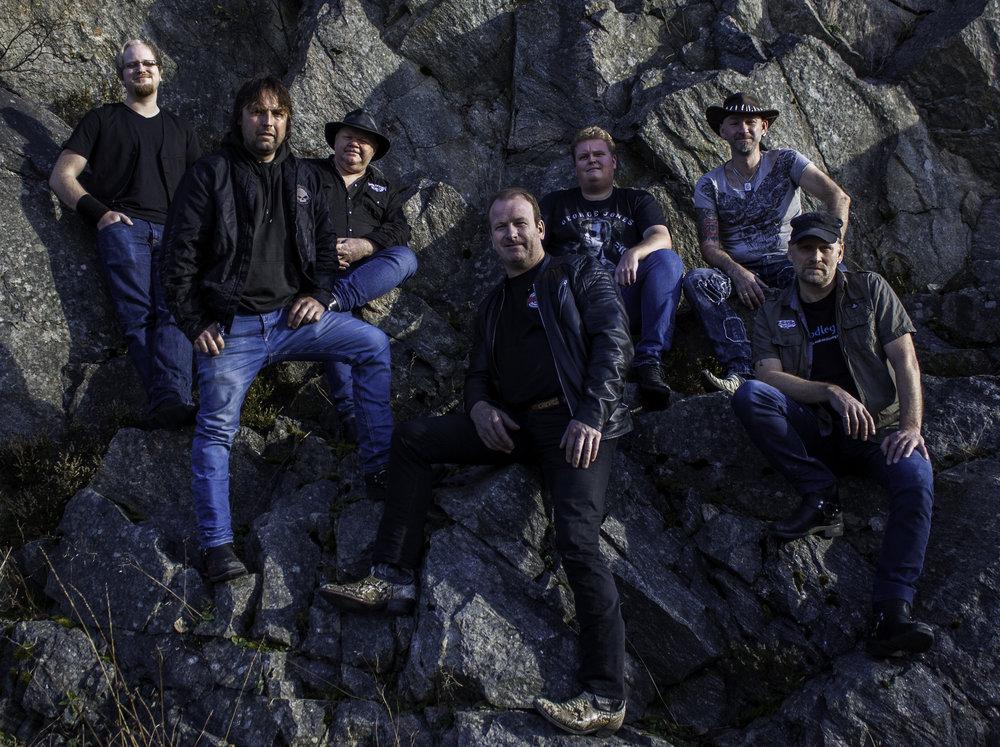 Populære Vassendgutane kommer tilbake til Sommertravet på Sørlandets Travpark fredag 20.juli.