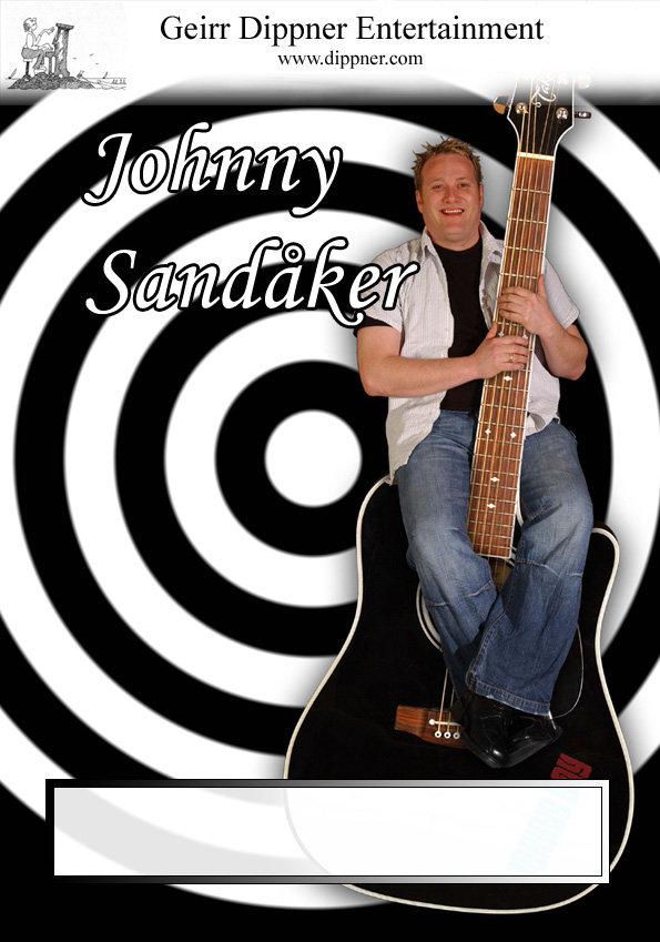 Populære Johnny Sandåker sørger for topp stemning under lørdagens Aftertrav.